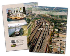 Rails Through West Park Nearly 100 pages of History and Photographs ~ Featuring Interurbans, Streetcars, Trolleys, and Trains! $22.95 West Park Historical Society Members pay only $19.50 !